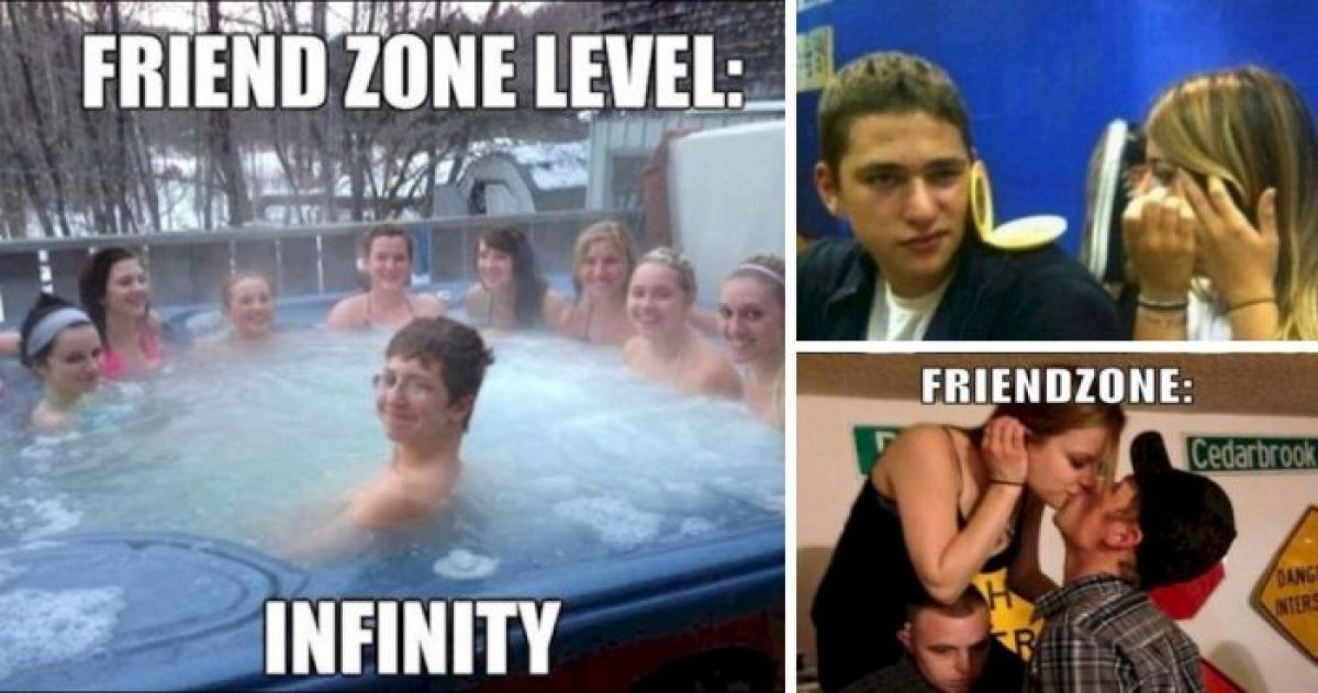 16 People That Are In The Deepest Levels of 'The Friend Zone'